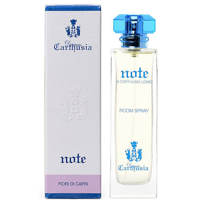 Carthusia Fiori di Capri Room Spray (100 ml) with box
