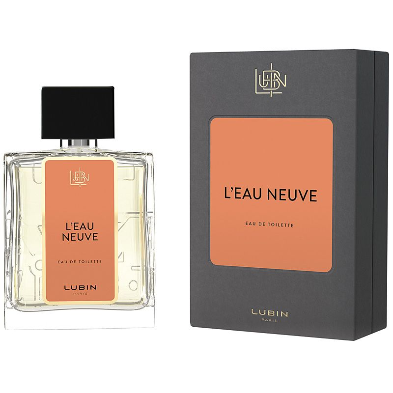 Lubin L'Eau Neuve Eau de Toilette (75 ml) with box