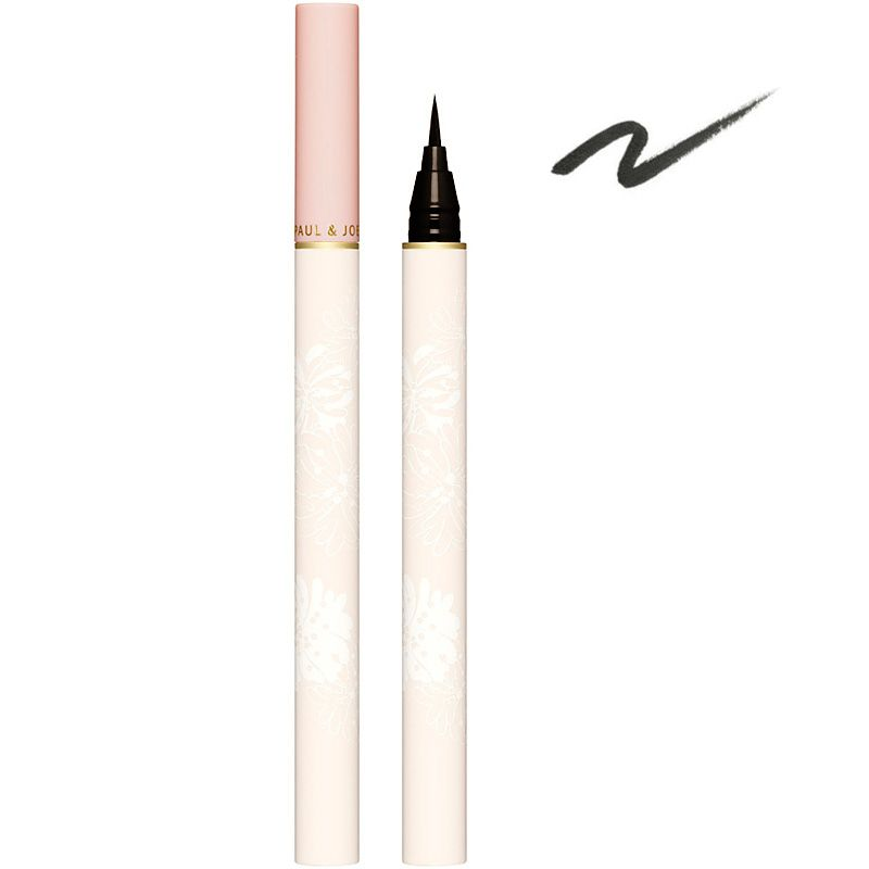 Paul + Joe Liquid Eye Liner (0.5 g, True Black (01))