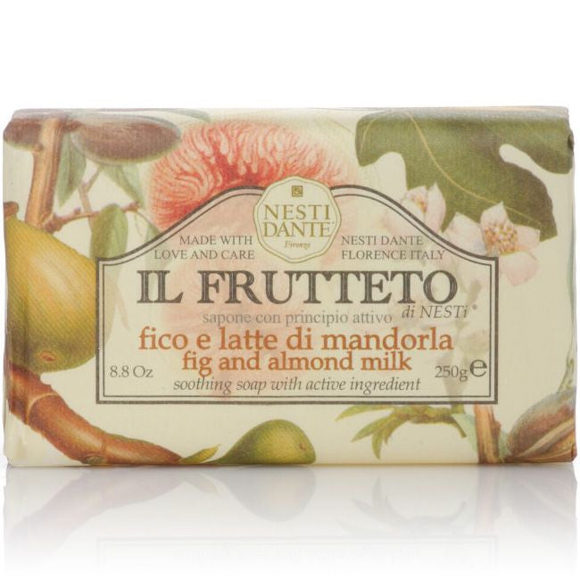 Nesti Dante Il Frutteto Bar Soap (Fig and Almond Milk, 250 g)