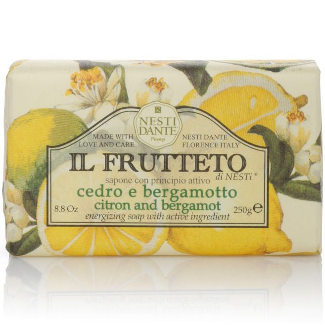 Nesti Dante Il Frutteto Bar Soap (Citron and Bergamot, 250 g)