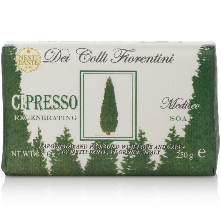 Nesti Dante Dei Colli Fiorentini Bar Soap (Regenerating Cypress, 250 g)