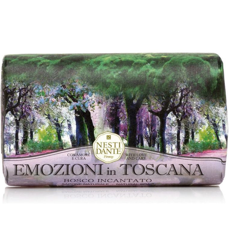 Nesti Dante Emozioni in Toscana Bar Soap (Enchanting Forests, 250 g)