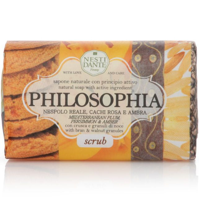 Nesti Dante Philosophia Bar Soap (Scrub, 250 g)