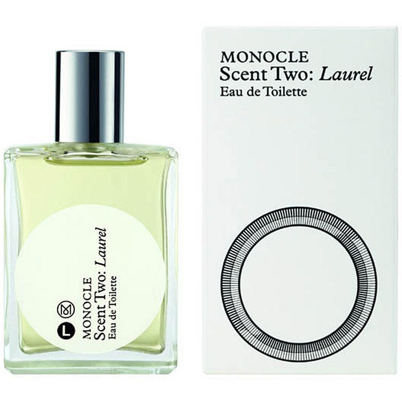 Comme des Garcons Monocle Series Laurel Eau de Toilette (50 ml) with box