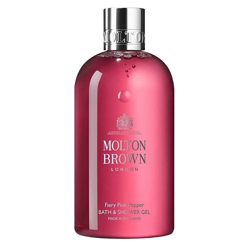 Molton Brown Fiery Pink Pepper Bath & Shower Gel (300 ml)