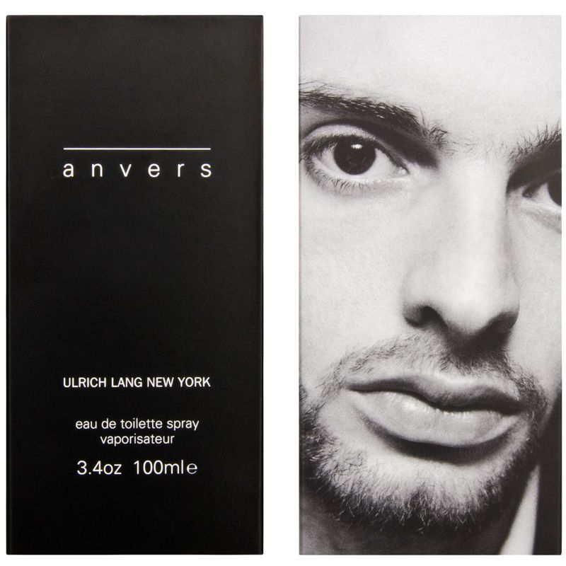 Ulrich Lang New York Anvers Eau de Toilette Spray box