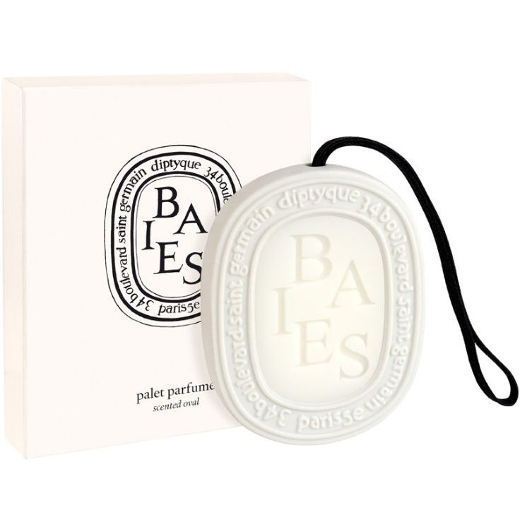 Diptyque Scented Oval -Baies