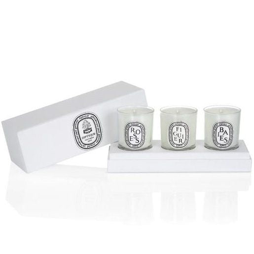 Mini Candle Coffret