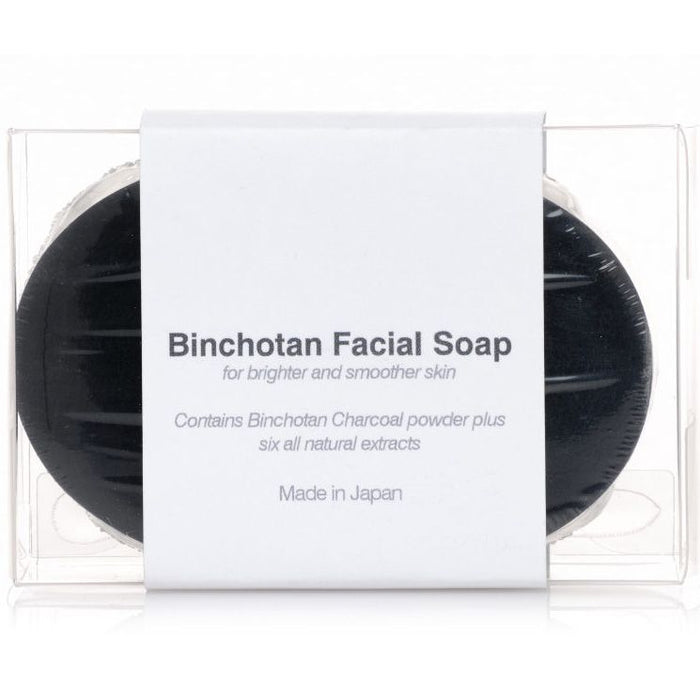 Morihata Binchotan Facial Soap (1 pc)