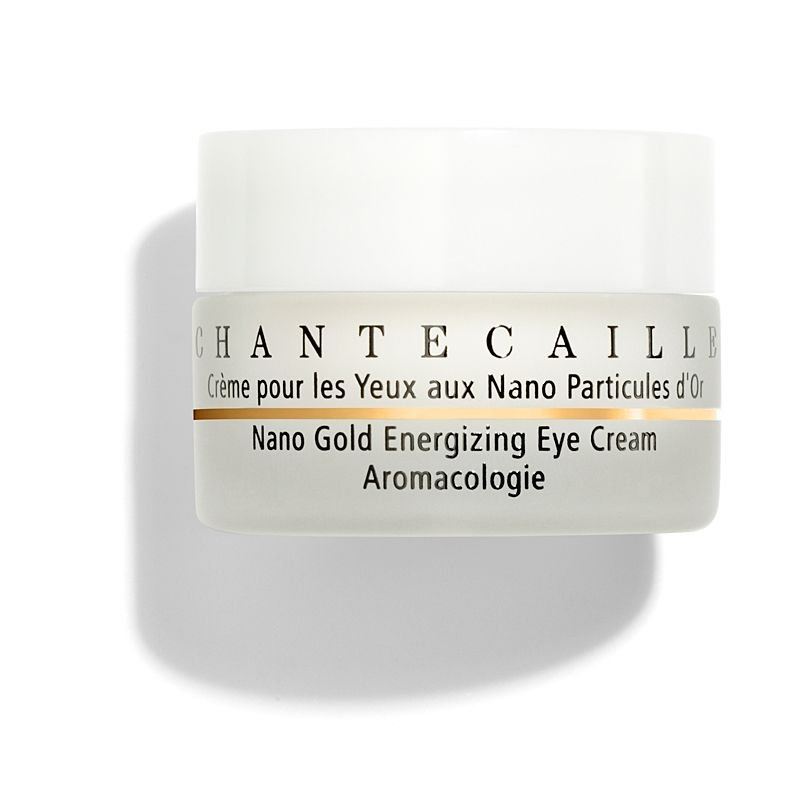 Chantecaille Nano Gold Energizing Eye Cream 15 ml with shadow