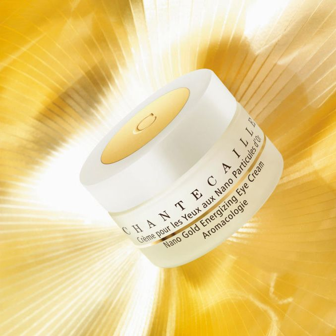 Chantecaille Nano Gold Energizing Eye Cream beauty shot