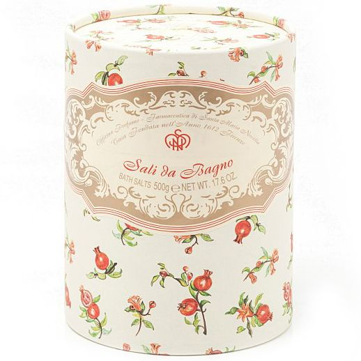 Santa Maria Novella Pomegranate Bath Salts