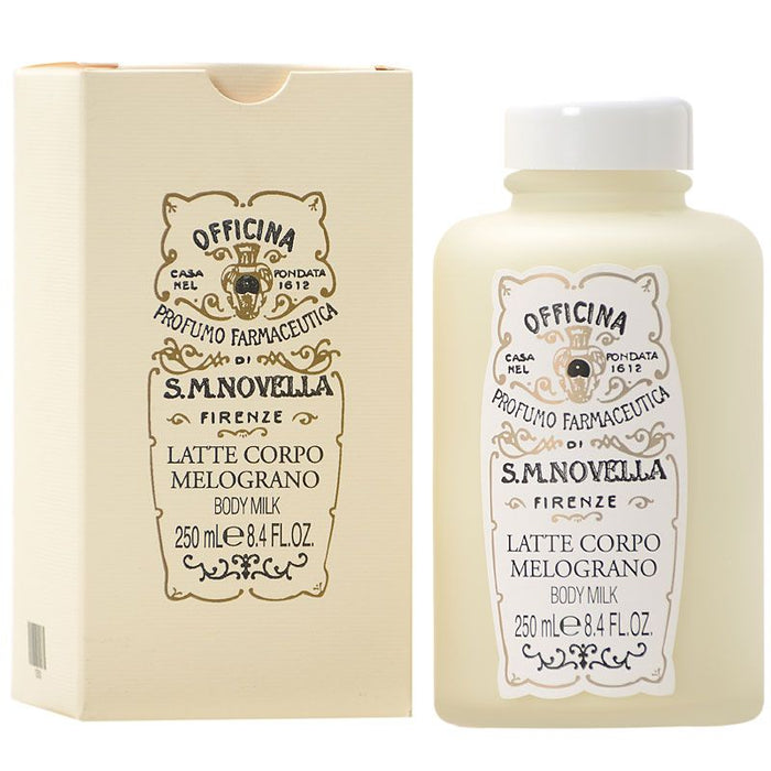 Santa Maria Novella Pomegranate Body Milk (Latte Corpo Melograno)