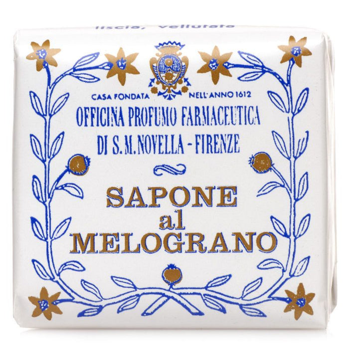Santa Maria Novella Pomegranate Soap Bar