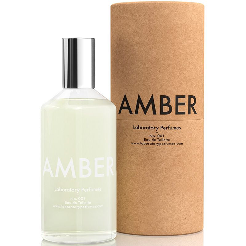 Laboratory Perfumes Amber Eau de Toilette (100 ml) With Box