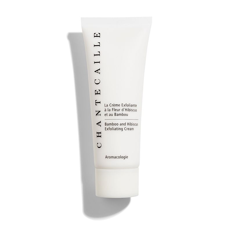 Chantecaille Bamboo and Hibiscus Exfoliating Cream (75 ml) with shadow
