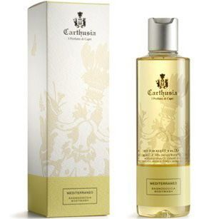 Carthusia Mediterraneo Body Wash with box (250 ml)