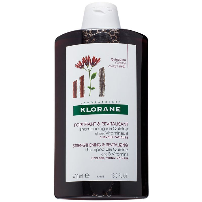Klorane Shampoo with Quinine and B Vitamins - Thinning Hair (13.4 oz)