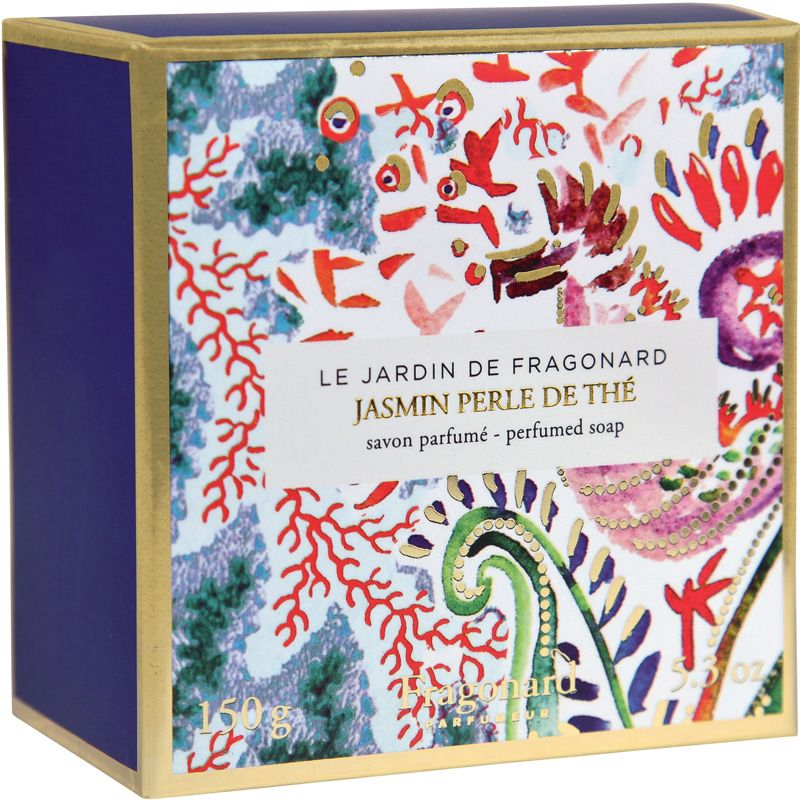 Fragonard Parfumeur Jasmin Perle de The Perfumed Soap box