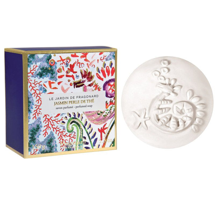 Fragonard Parfumeur Jasmin Perle de The Perfumed Soap (150 g) with box