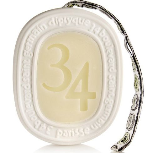 Diptyque 34 Boulevard Saint Germain Scented Oval (1 pc)