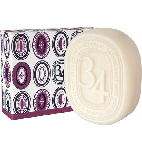 Diptyque 34 Boulevard Saint Germain Soap (200 g) with box