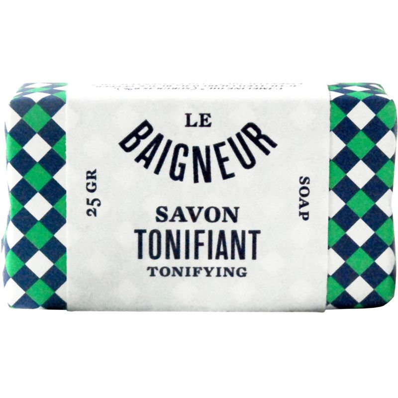 Le Baigneur Tonifying Soap (25 g) Wrapped