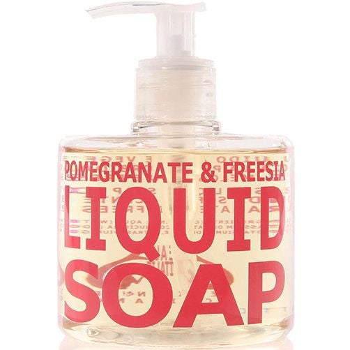 Eau d'Italie Liquid Soap Pomegranate & Freesia (300 ml)