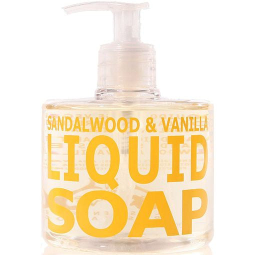 Eau d'Italie Liquid Soap Sandalwood & Vanilla (300 ml)