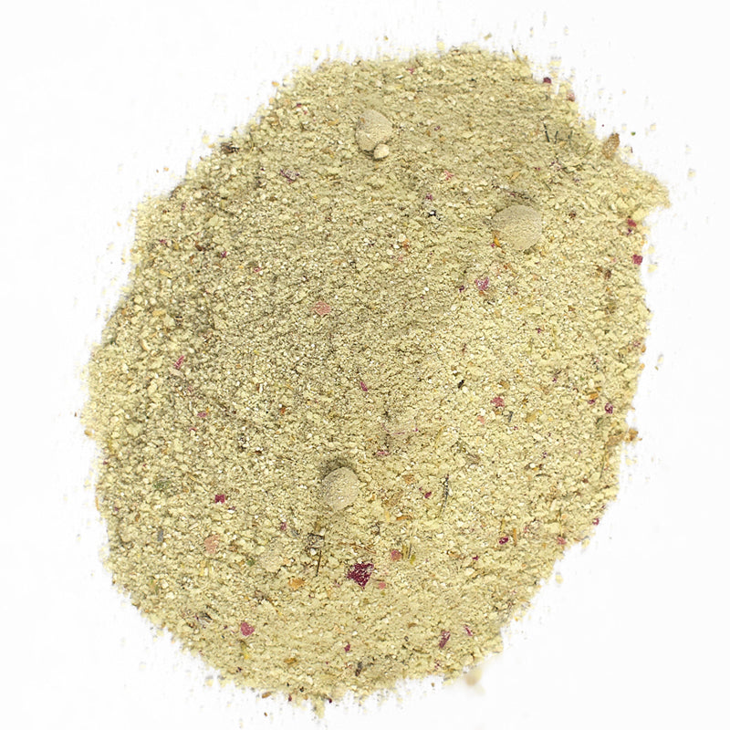 The Organic Pharmacy Flower Petal Deep Cleanser and Exfoliating Mask swatch