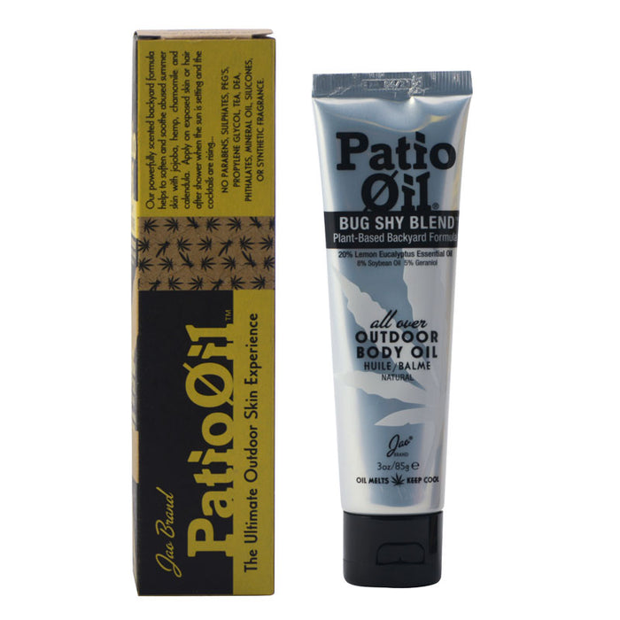 Jao Patio Oil with box
