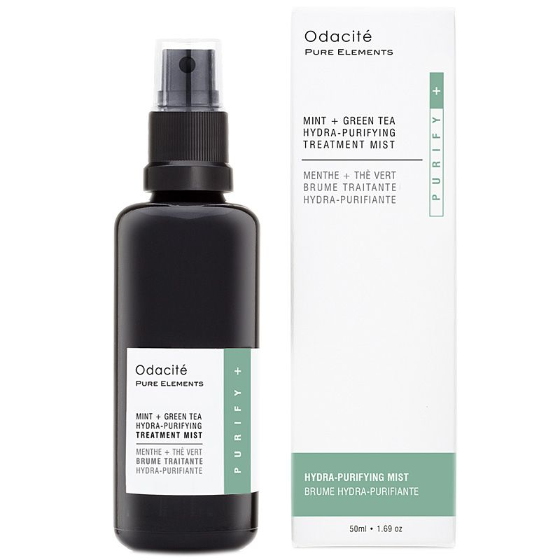 Odacite int + Green Tea Hydra-Purifying Treatment Mist 1.69 oz