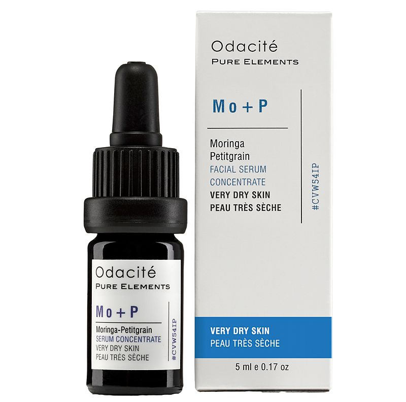 Odacite Moringa Petitgrain Serum Concentrate (Hydration) 0.17 oz