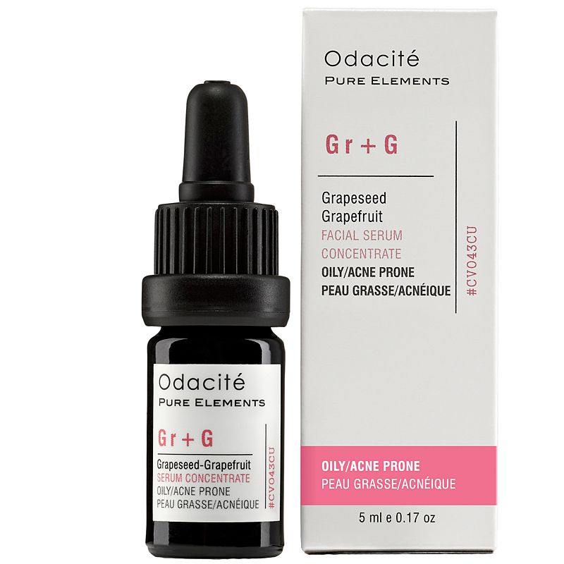 Grapeseed Grapefruit Serum Concentrate (Oily/Acne Prone Skin)