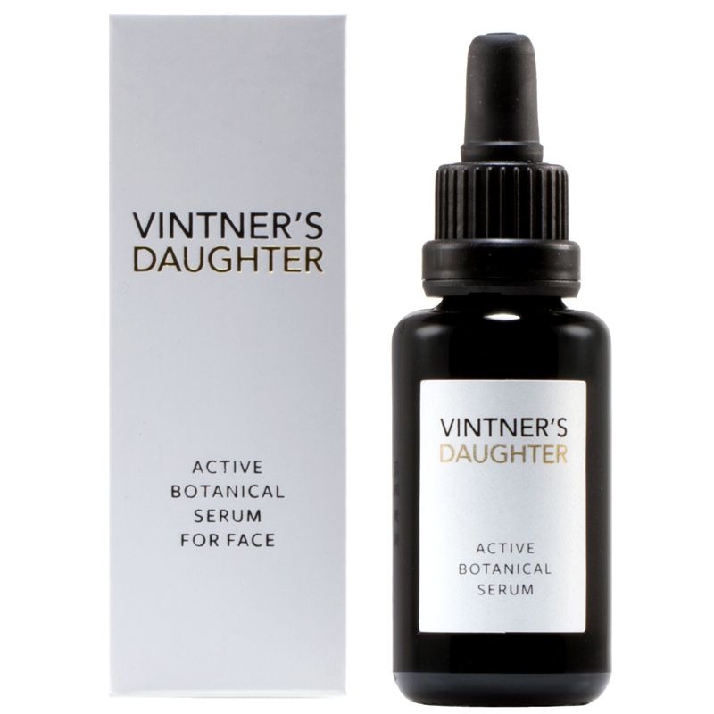 Vintner's Daughter Active Botanical Serum with box
