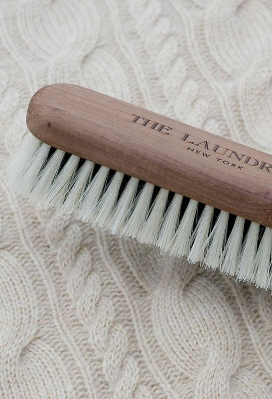 The Laundress Cashmere Brush side view