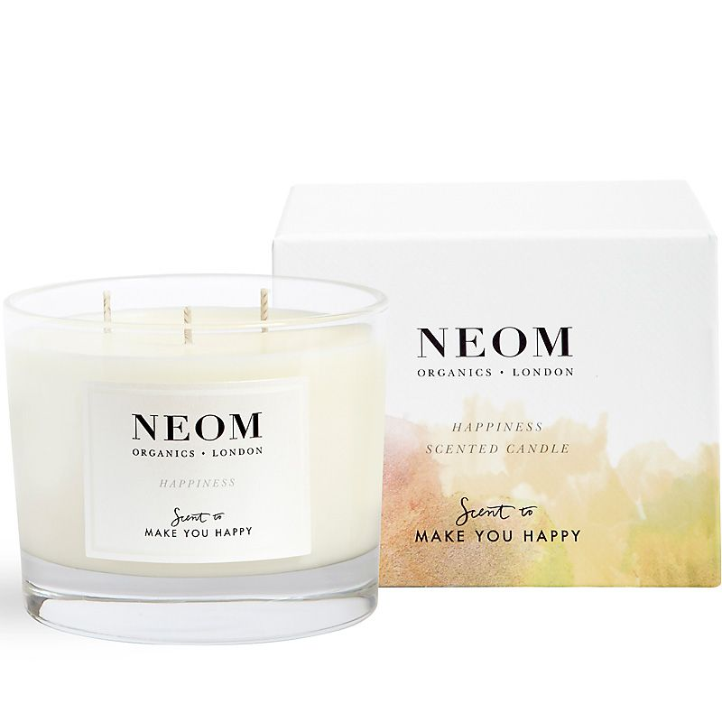 NEOM Organics Happiness Candle (420 g) with box