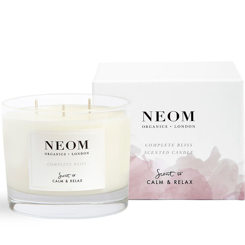 NEOM Organics Complete Bliss Candle (420 g) with box