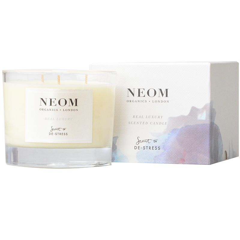 NEOM Organics Real Luxury Candle (420 g) with box