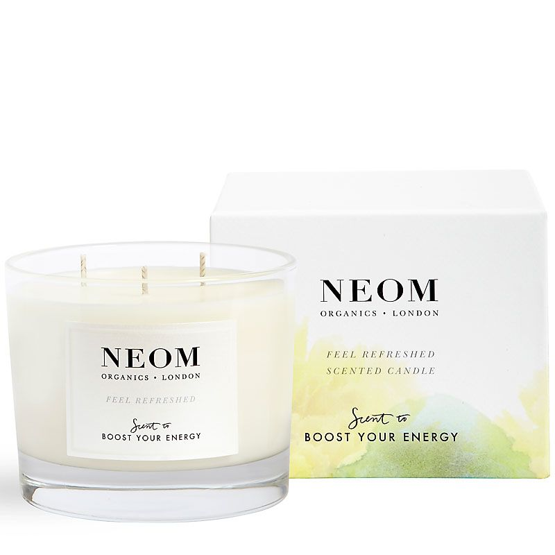 NEOM Organics Feel Refreshed Candle (420 g) with box