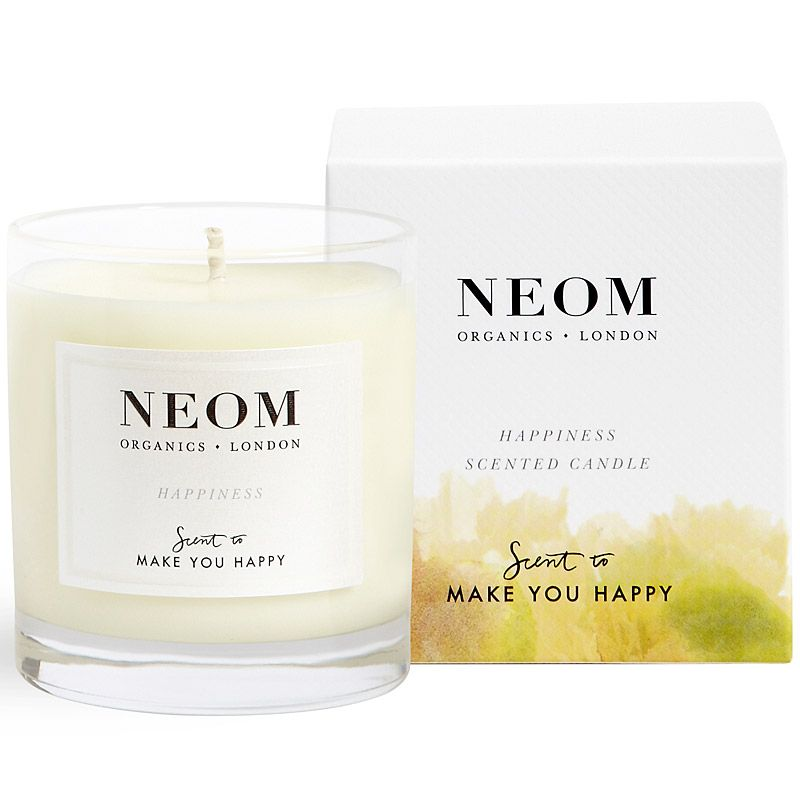 NEOM Organics Happiness Candle (185 g) with box