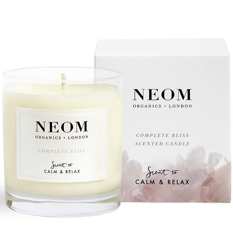 NEOM Organics Complete Bliss Candle (185 g) with box