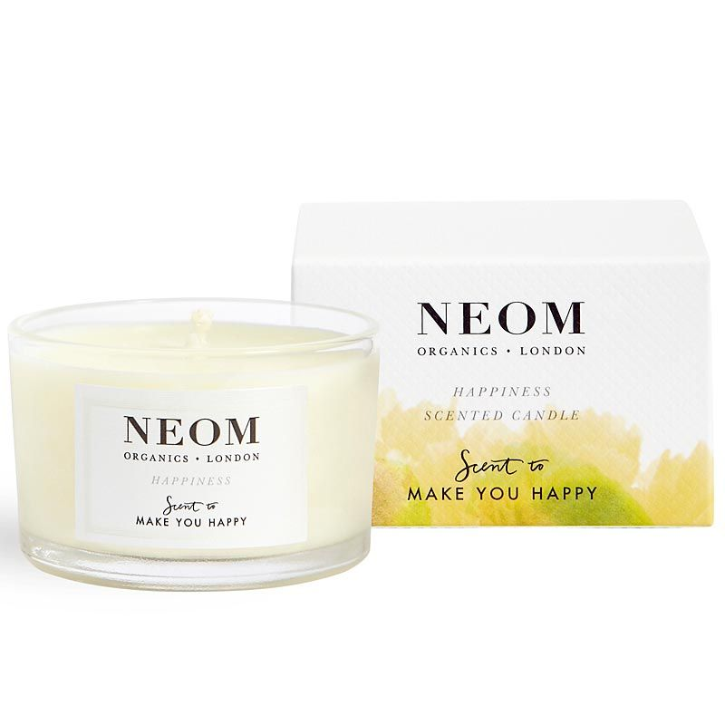 NEOM Organics Happiness Candle (75 g) with box