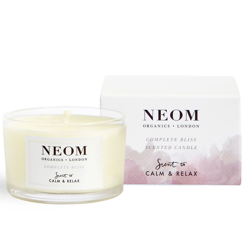 NEOM Organics Complete Bliss Candle (75 g) with box