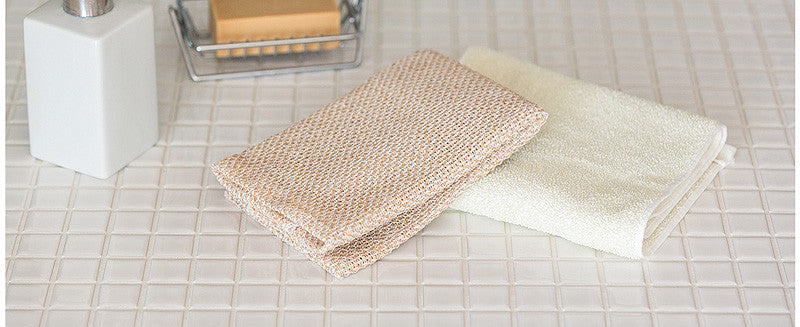 Mesh Body Scrub Towel