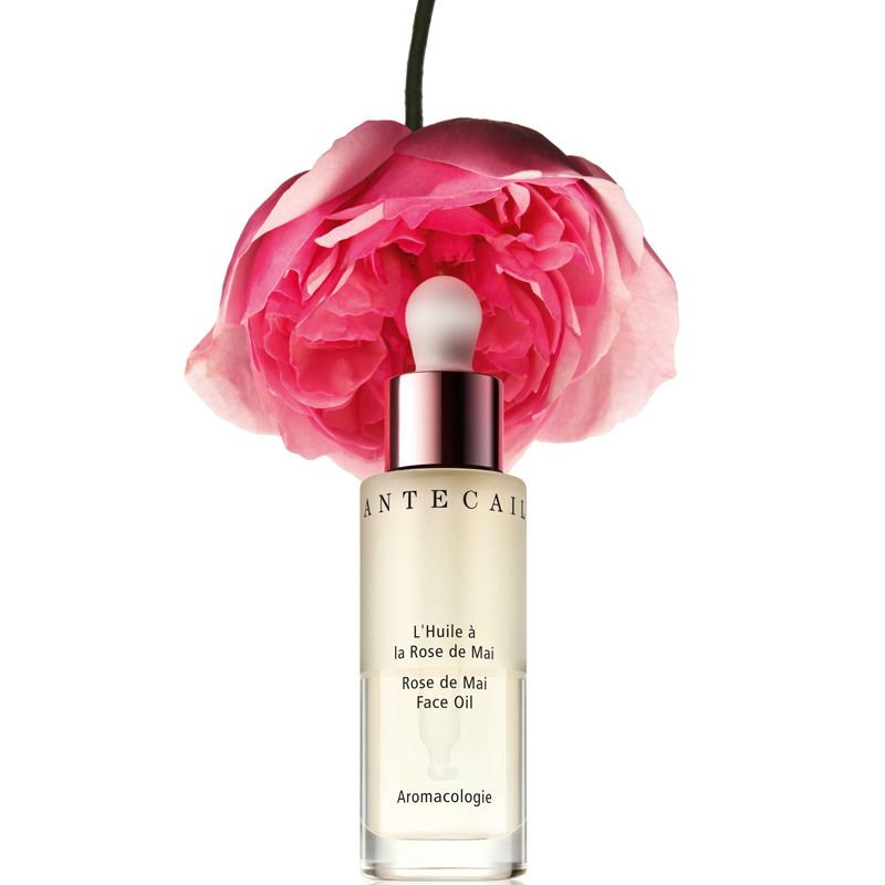 Chantecaille Rose de Mai Face Oil with rose