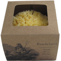 Baudelaire Sponge Wool Small (4.5 in.) in box