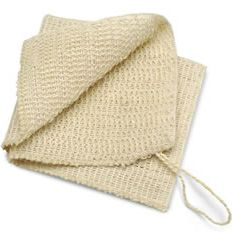 Baudelaire Wash Cloth Sisal (1 pc)