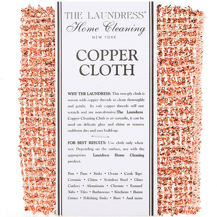 The Laundress Copper Cloth